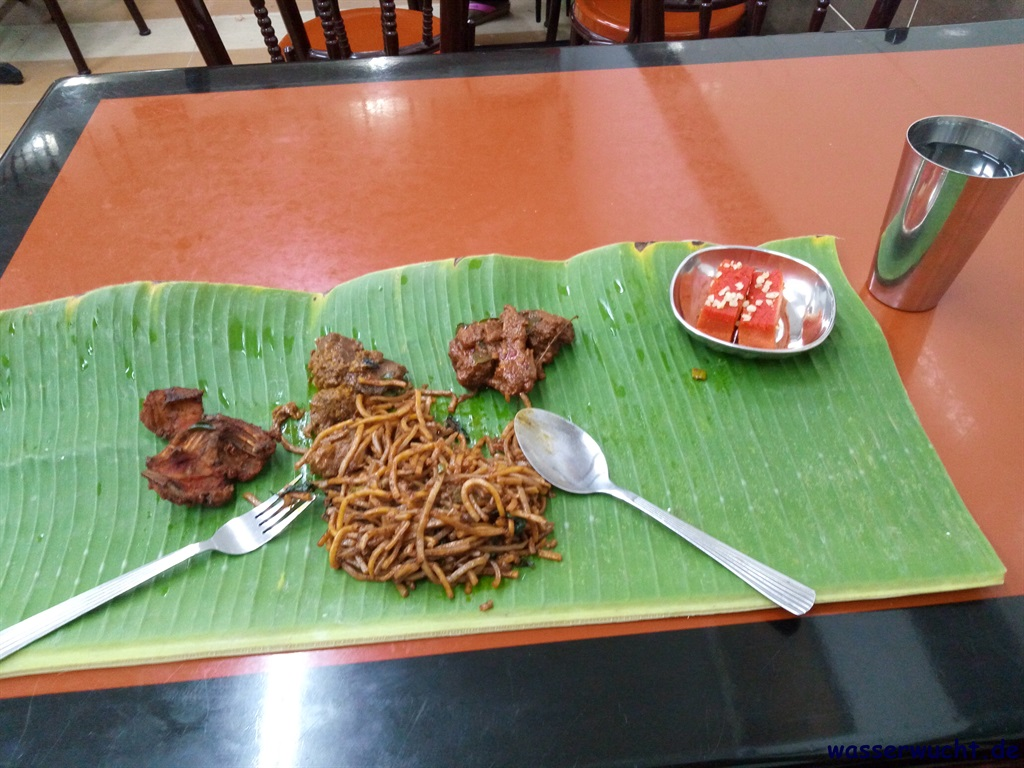Im Banana Leaf Restaurant