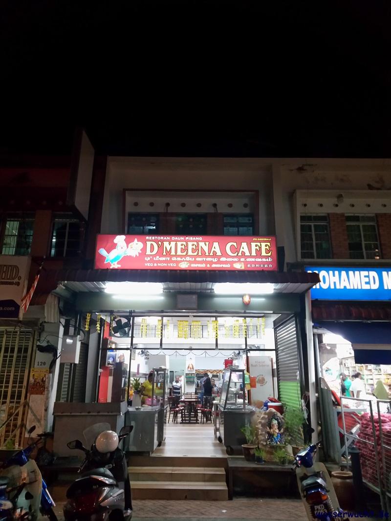 Indisch essen in Penang? Hier schmeckt es gut
