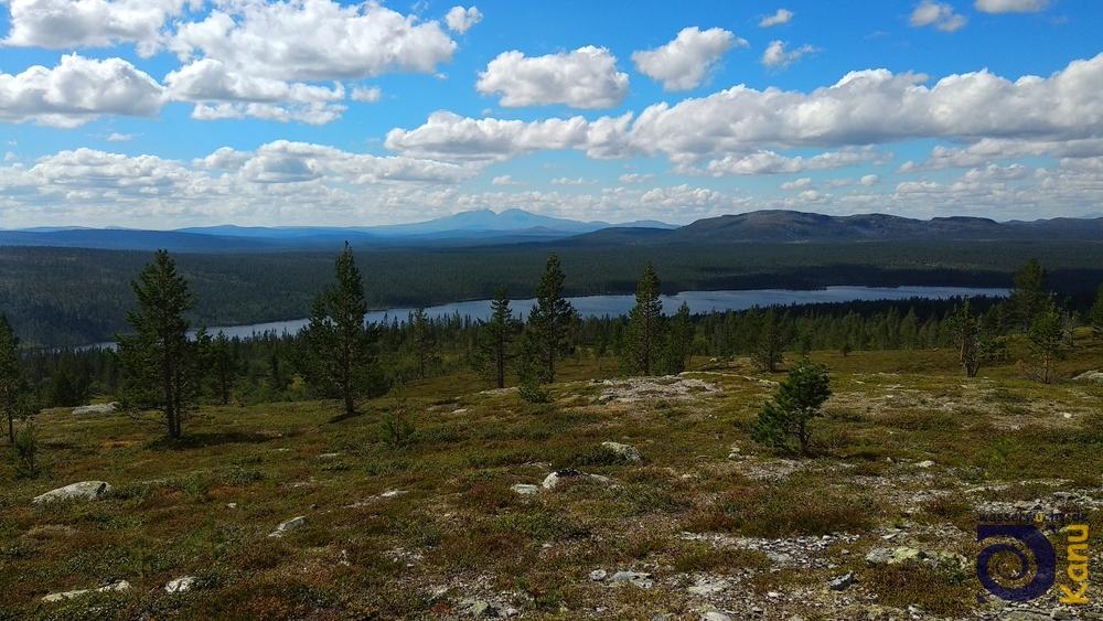 Gutulia Nationalpark, Norwegen.