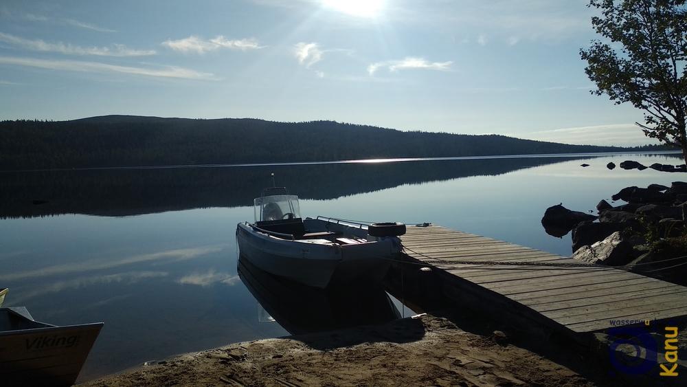 Am Gutuliasee, Norwegen.
