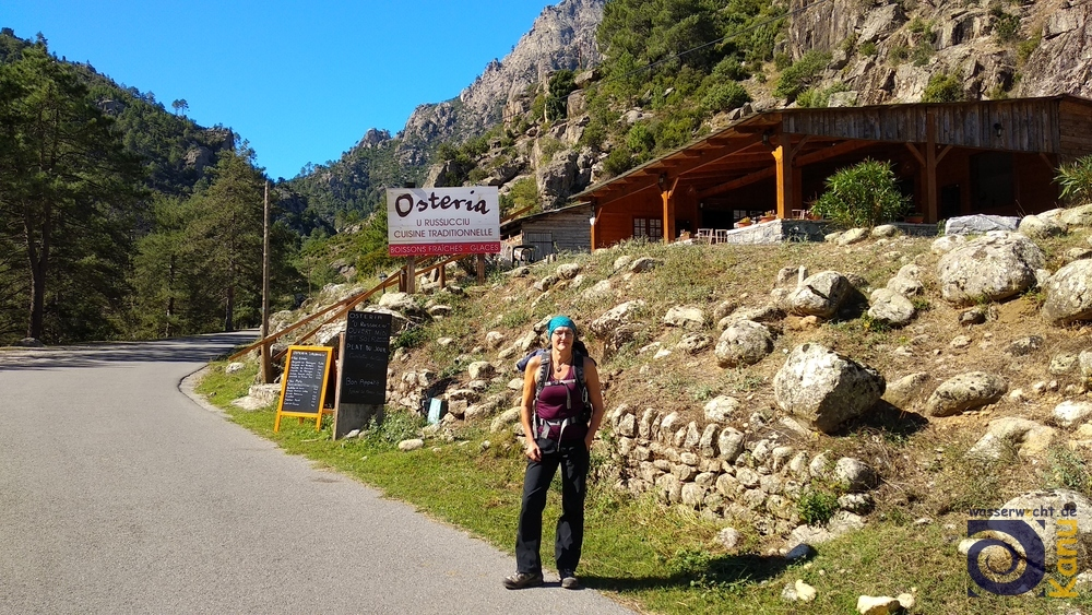 Wanderung Im Restonicatal