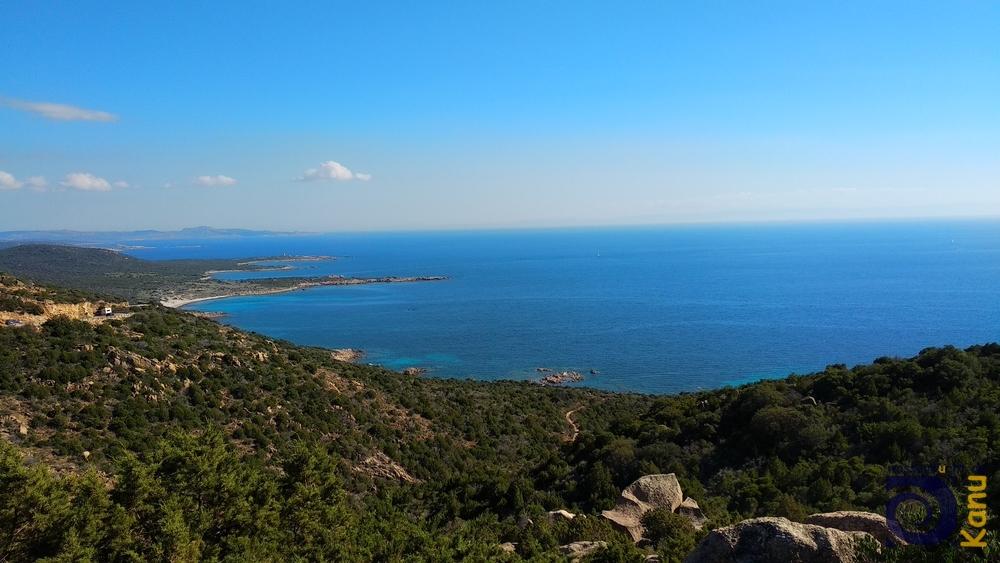 An Korsikas Südostküste